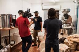 Bridge City Coffee - Electric Soul - Greenville Video Production