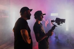 Electric Soul - Behind the Scenes - High End Commercial Video Production